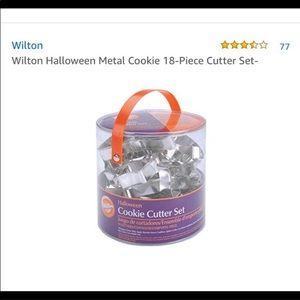 Halloween cookie cutter set 🎃 👻